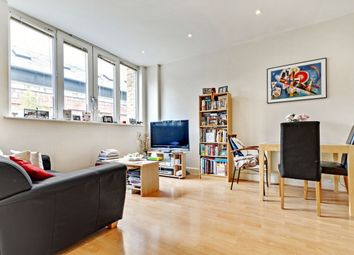 Thumbnail 1 bed flat to rent in Meridian Court, Chambers Street, London