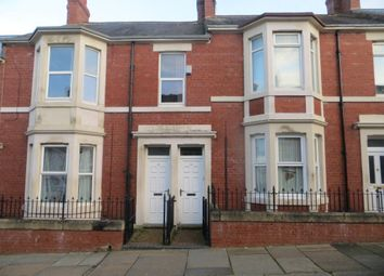 Thumbnail 2 bed flat to rent in Wingrove Avenue, Newcastle Upon Tyne