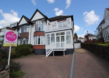 Thumbnail 2 bed flat to rent in Grand Parade, Leigh-On-Sea, Essex