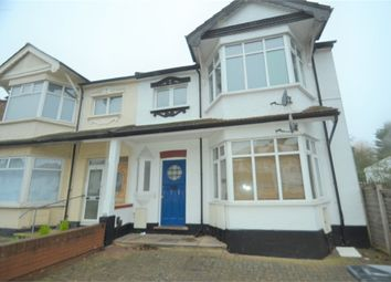Thumbnail 3 bed flat to rent in Hale Grove Gardens, London