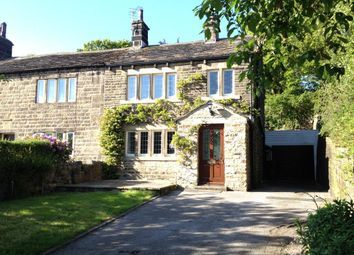 Thumbnail 3 bed cottage to rent in Spring Lane, Eldwick, Bingley