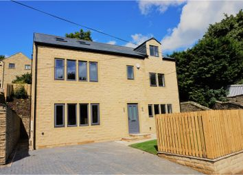 Thumbnail 4 bed detached house for sale in Clay House Lane, Greetland
