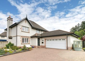 Thumbnail 4 bed detached house for sale in Barbush, Dunblane