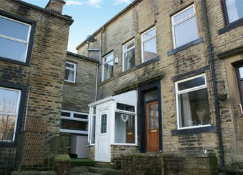 Thumbnail 3 bed terraced house for sale in Well Street, Denholme, Bradford, West Yorkshire