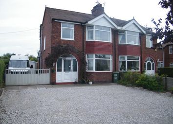 Thumbnail 3 bed semi-detached house for sale in Middlewich Road, Winsford, Cheshire, England