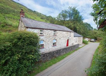 Thumbnail 3 bed cottage for sale in Ffarmers, Llanwrda
