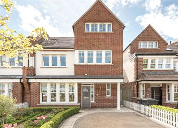 Thumbnail 6 bedroom semi-detached house for sale in Woodland Terrace, Twyford Avenue, London
