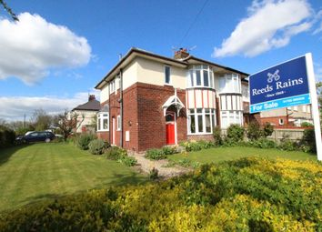 Thumbnail 3 bed semi-detached house for sale in Scholes Park Avenue, Scarborough