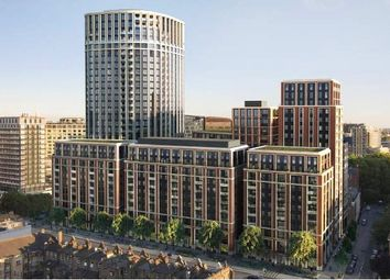 Thumbnail 1 bed flat to rent in Westmark Tower, West End Gate, Marylebone
