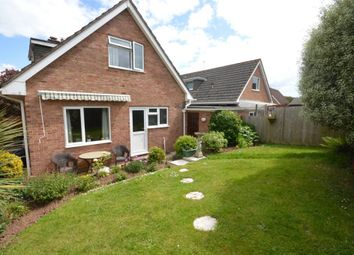Thumbnail 3 bed detached bungalow for sale in Cowick Lane, Exeter, Devon