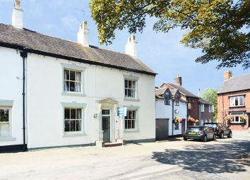 Thumbnail 4 bedroom property for sale in The Square, Caverswall, Staffordshire