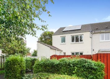 Thumbnail 3 bedroom end terrace house for sale in Glendevon Court, Blairgowrie