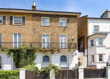 Thumbnail 3 bedroom flat to rent in Haverstock Hill, London NW3,