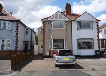 Thumbnail 3 bedroom semi-detached house to rent in Howard Road, Solihull
