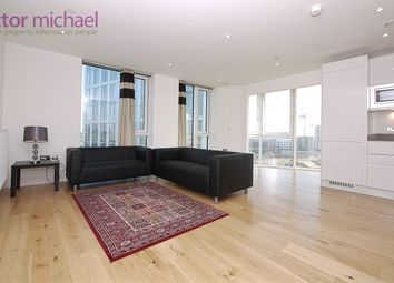 Thumbnail 3 bed flat to rent in City West Tower, 6, High Street, London.