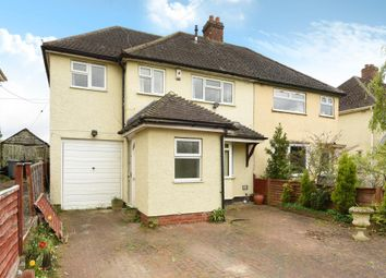 Thumbnail 5 bed semi-detached house to rent in Woodstock, Oxfordshire