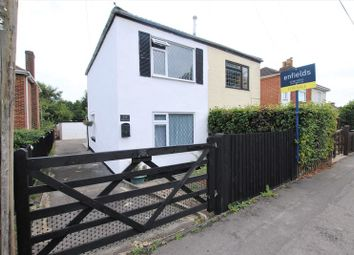 Thumbnail 2 bed semi-detached house for sale in Middle Road, Southampton