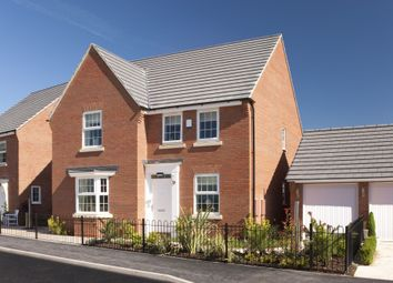 "Thumbnail 4 bed detached house for sale in ""Holden"" at Larpool Mews, Larpool Drive, Whitby"