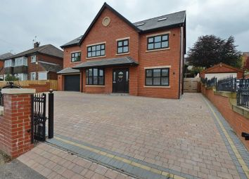 Thumbnail 5 bed detached house for sale in Radcliffe New Road, Whitefield, Manchester