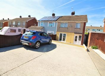 3 bed semi-detached house for sale in St. Martins Road, Monkton, Pembroke, Pembrokeshire. SA71