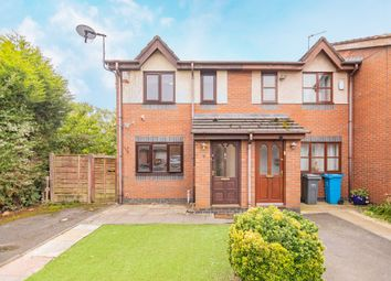 Thumbnail 2 bed end terrace house for sale in Longford Place, Manchester