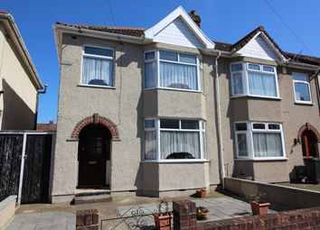 Thumbnail 3 bed end terrace house for sale in Lewington Road, Fishponds, Bristol