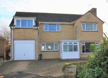 Thumbnail 3 bed detached house for sale in Pound Road, Highworth