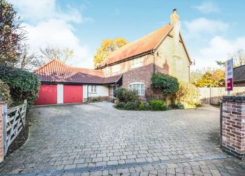 Thumbnail 4 bedroom detached house for sale in Millers Yard, Barningham, Bury St. Edmunds