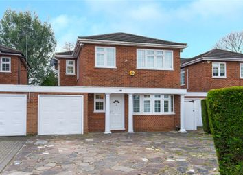 Thumbnail 4 bed detached house for sale in Jellicoe Gardens, Stanmore