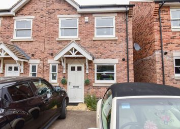 Thumbnail 3 bed terraced house to rent in Orchard Close, Scraptoft, Leicester