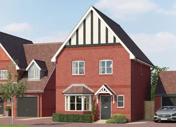 Thumbnail 3 bed detached house for sale in Plot 117 - The Drayton, Sheerlands Road, Finchampstead