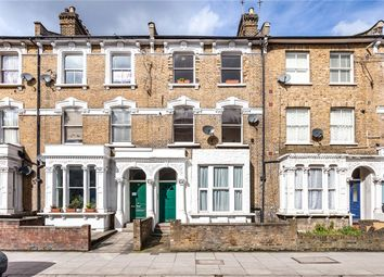 Thumbnail 6 bed terraced house for sale in Brownswood Road, London