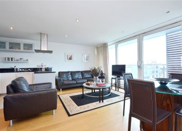 Thumbnail 1 bed flat to rent in The Visage, London