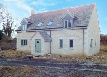 Thumbnail 4 bedroom detached house for sale in Northleach, Cheltenham