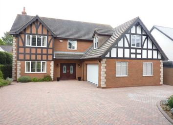 Thumbnail 5 bed detached house for sale in Humberston Avenue, Humberston, Grimsby