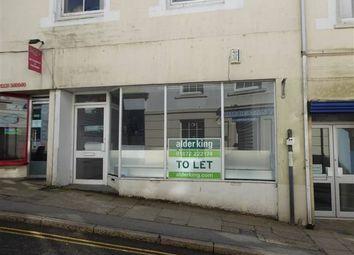 Thumbnail Retail premises to let in Wendron Street, Helston