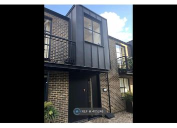 Thumbnail 1 bed end terrace house to rent in Tremlett Mews, London