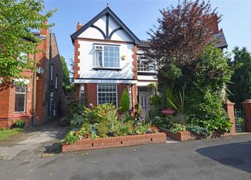 Thumbnail 4 bed semi-detached house for sale in Atwood Road, Didsbury, Manchester