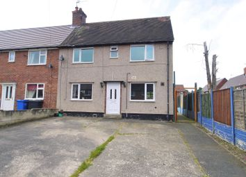 Thumbnail 3 bed end terrace house for sale in St. Augustines Road, Chesterfield