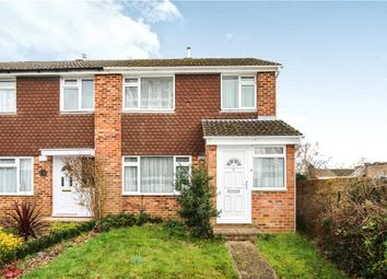 Thumbnail 3 bed end terrace house for sale in Warren Gardens, Romsey, Hampshire