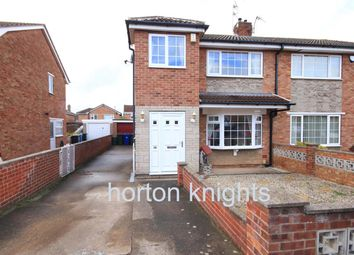 Thumbnail 3 bed semi-detached house for sale in Dinmore Close, Balby, Doncaster