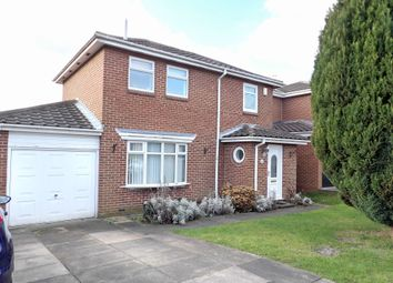 Thumbnail 3 bed detached house for sale in Shipton Close, Boldon Colliery