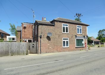 Thumbnail 4 bed semi-detached house for sale in High Road, Elm, Wisbech