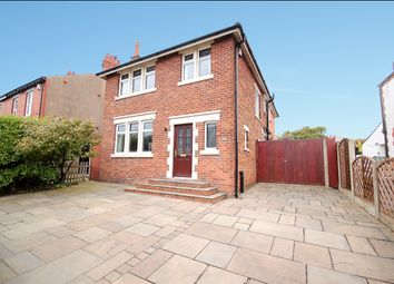Thumbnail 4 bed detached house for sale in Preston Old Road, Blackpool, Lancashire