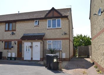Thumbnail 1 bed flat for sale in Warrilow Close, North Worle, Weston-Super-Mare
