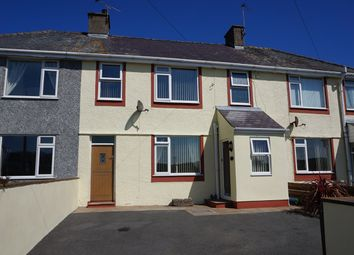 Thumbnail 3 bed terraced house for sale in Llaneilian Road, Amlwch