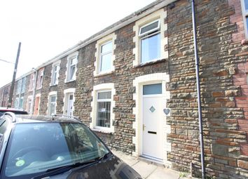 Thumbnail 3 bed terraced house for sale in Coed Ely -, Porth