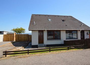 Thumbnail 1 bed flat for sale in 50 Scorguie Drive, Scorguie, Inverness