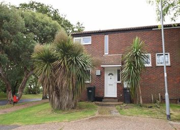 Thumbnail 2 bed end terrace house for sale in Croxden Way, Eastbourne, East Sussex