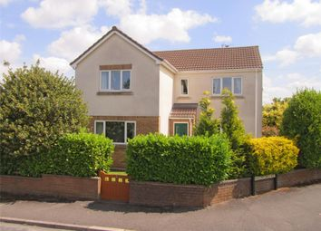 Thumbnail 4 bedroom detached house for sale in Huckford Road, Winterbourne, Bristol